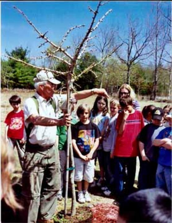 Eric Rasmussen, forest founder