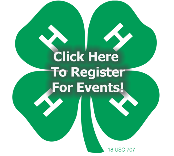 4-H Event Registration Graphic