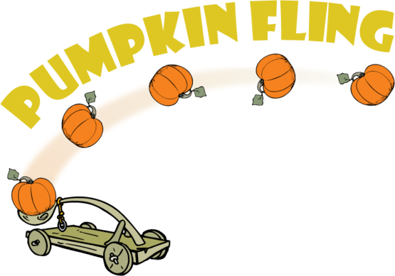 Pumpkin Fling logo