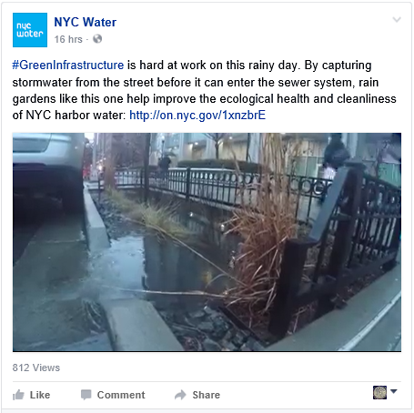 nyc water fb