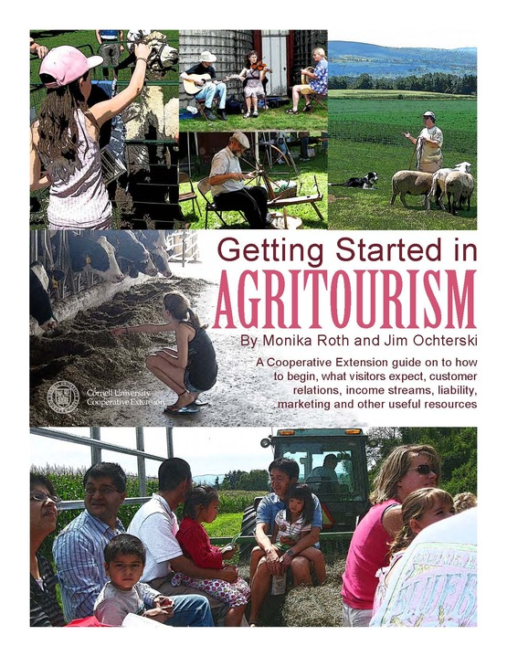 Getting Started in AgriTourism