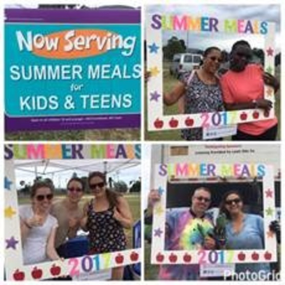 Summer Meals Kicked Off In Newburgh's Delano-Hitch Park July 6