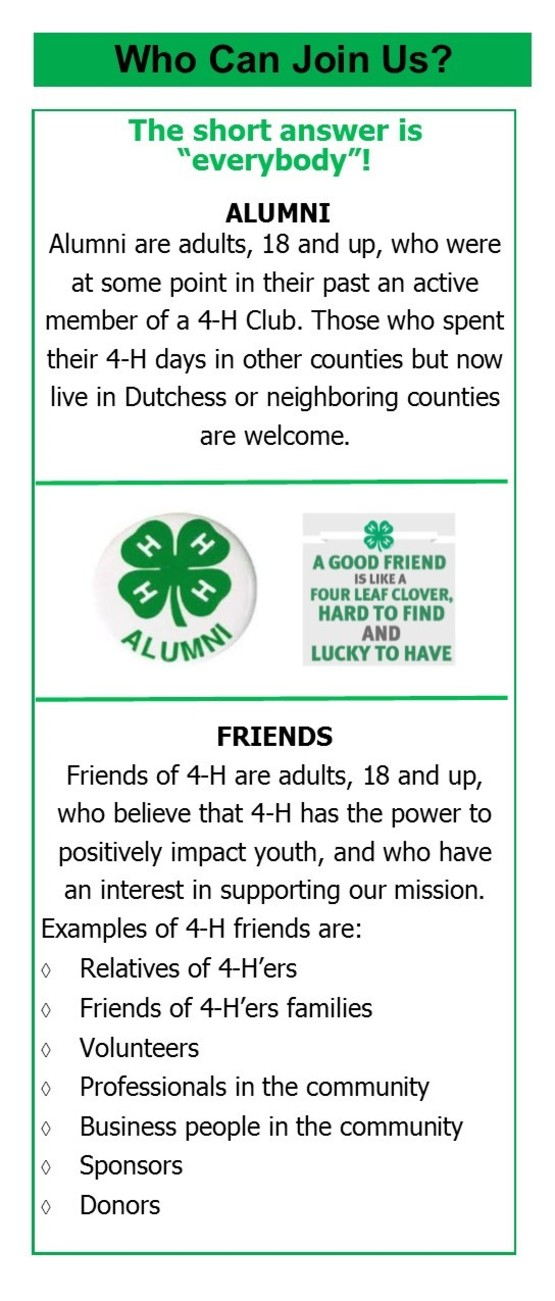 Cornell Cooperative Extension | Pledge to Support 4-H