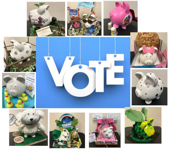 Vote for the Best Pig
