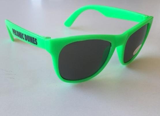 sunglasses PDC store merchandise