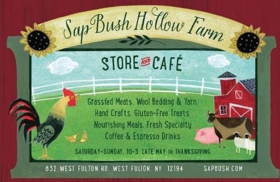 Sap Bush Hollow Farm