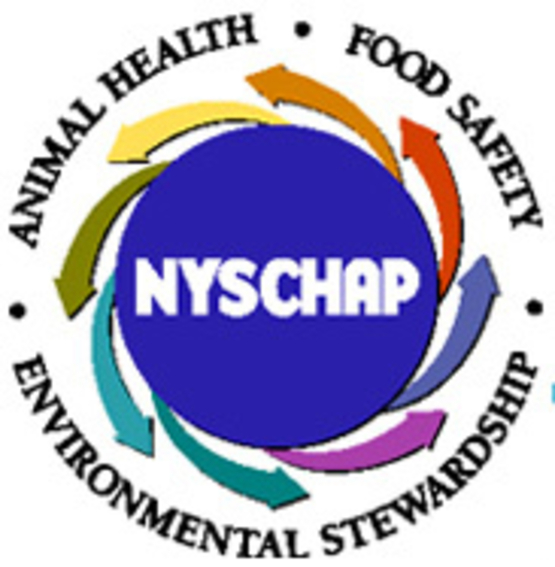New York State Cattle Health Assurance Program logo