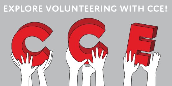 Learn more about volunteer opportunities with Cornell Cooperative Extension!