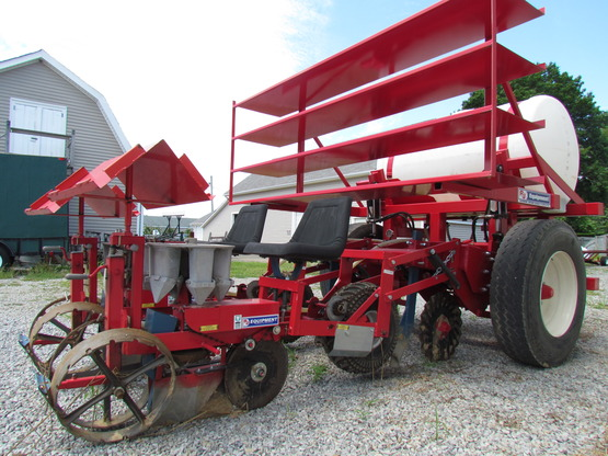 Reduce Tillage Equipment