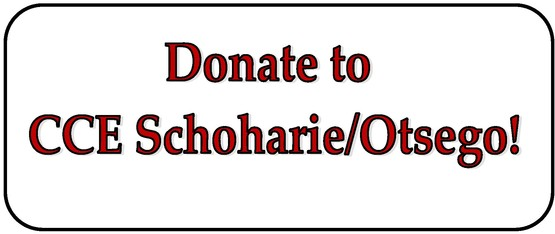 Donate to CCE Schoharie/Otsego