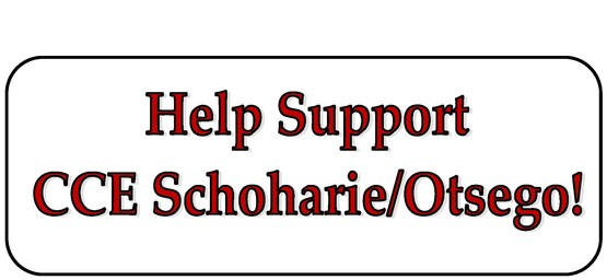Help Support CCE Schoharie/Otsego