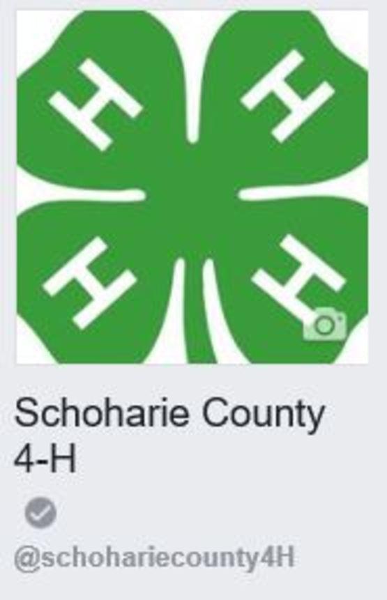 Facebook - CCE Schoharie 4-H