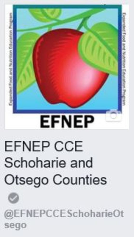 Facebook - EFNEP