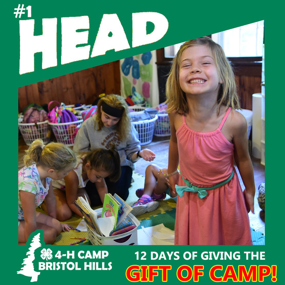 Giving the Gift: Head