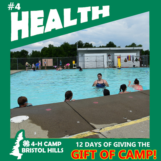 Giving the Gift of Camp: Health