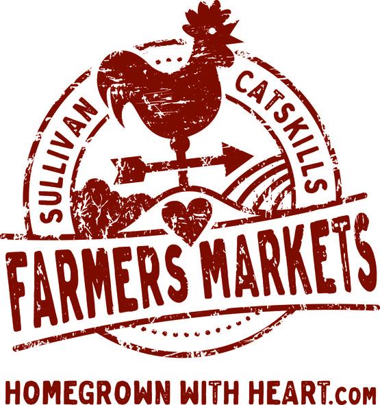 Sullivan Catskills Farmers Markets Logo