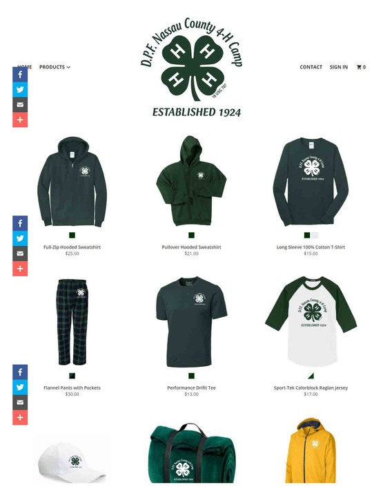 online canteen store