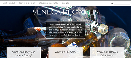 Seneca County Recycles