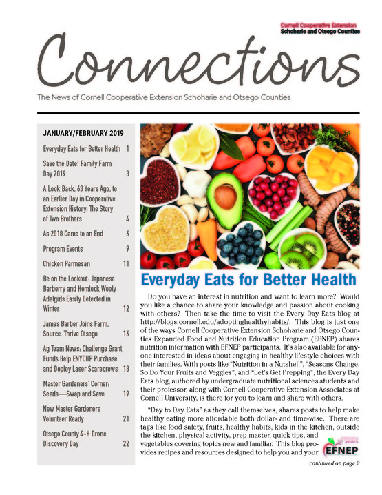 Connections January/February 2019