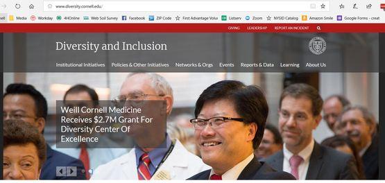 Diversity at Cornell
