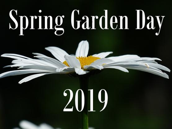 spring garden day 2019