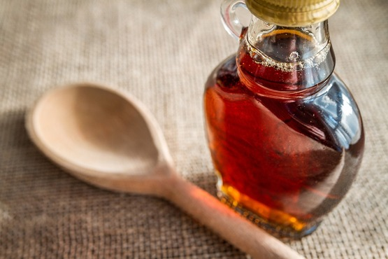 Buy local maple syrup