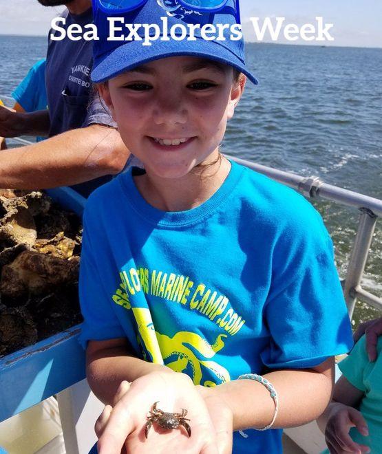 SEMC Camper Boat Crab SFEC