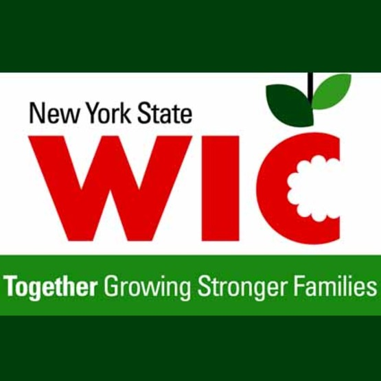 WIC / Women Infants Children Program logo - square for use in blocks