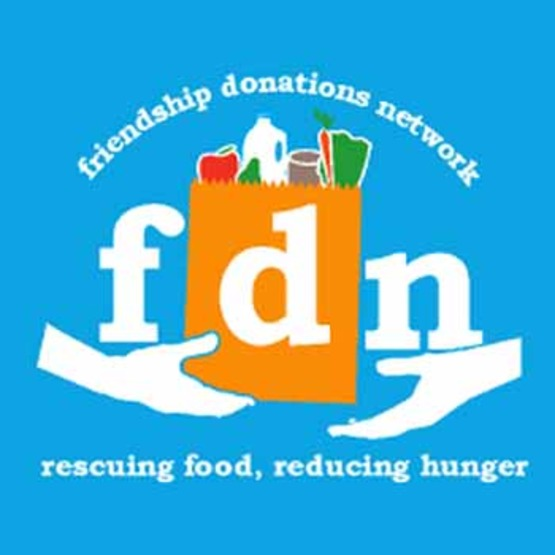 Friendship Donations Network logo (square)