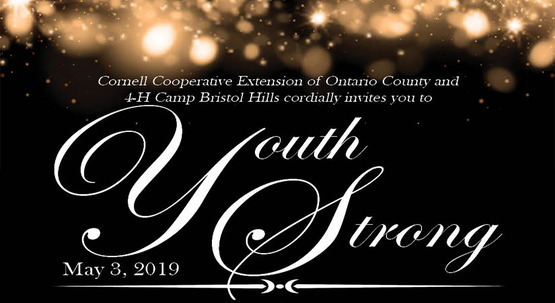 YouthStrong Gala Invitation