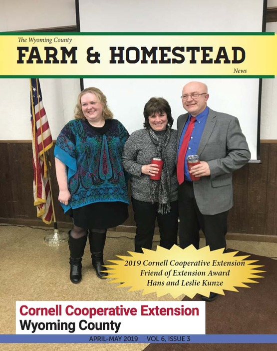 Farm and Homestead April-May 2019
