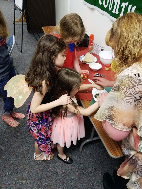 Cornell Cooperative Extension | Free Parent and Child