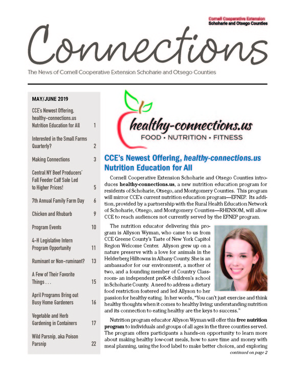 Connections May/June 2019