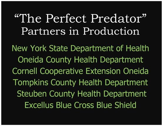 """The Perfect Predator"" Partners in Production"