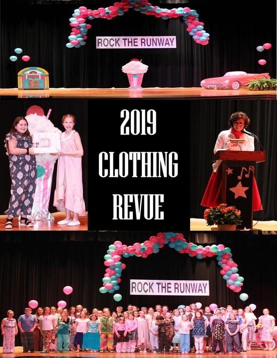 2019 Clothing Revue