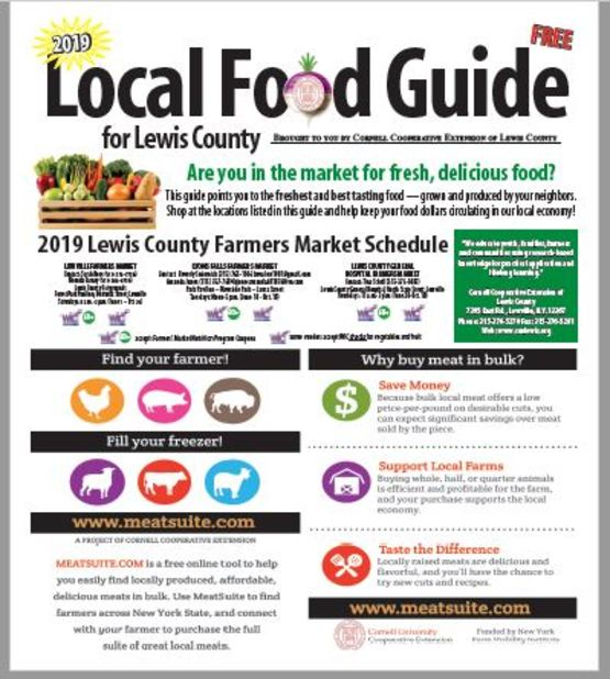 Local Food Guide 2019