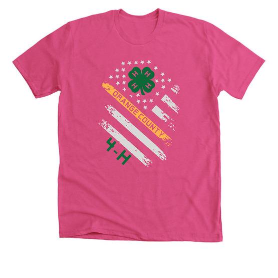 4-H t-shirt fundraiser