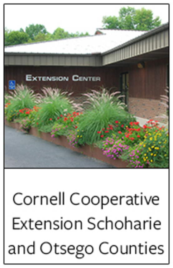 Cornell Cooperative Extension Schoharie and Otsego Counties Facebook Page