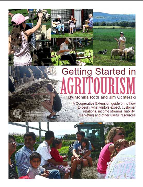 Getting Started in Agirtourism Manual
