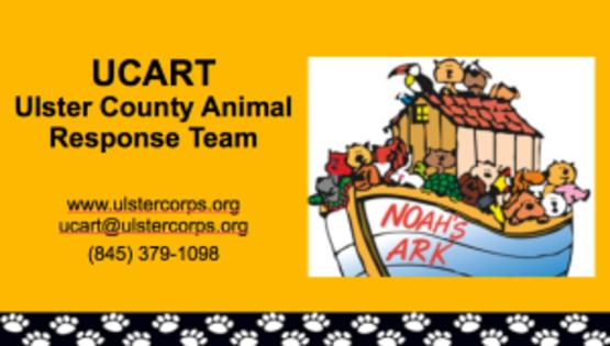 ulster county animal response team