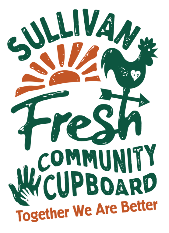 Donate to the Sullivan Fresh Community Cupboard food security efforts