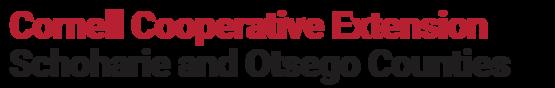 CCE Schoharie Otsego logo