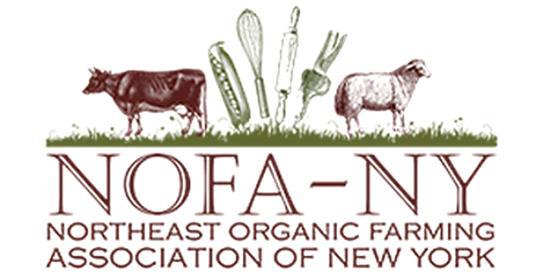 Logo for Northeast Organic Farming Association (NOFA) of New York
