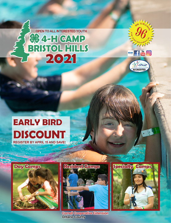 2021 Summer Camp Brochure