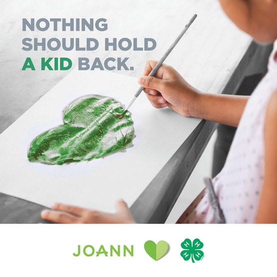 JOANN and 4H
