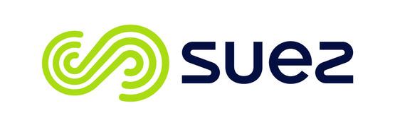 Suez water Logo