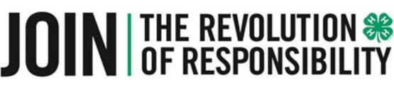 4-H Revolution of Responsibility logo
