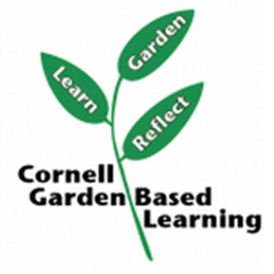 Cornell Garden Based Learning Program logo (2014)