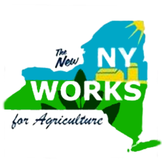 NY Works for Agriculture logo (2014)