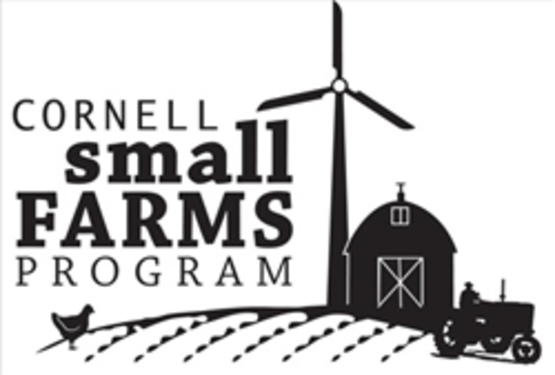 Cornell Small Farms Program graphic